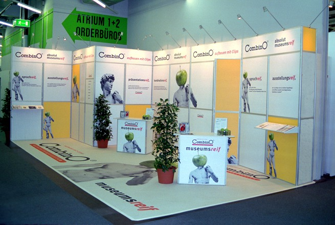 Image 3: Trade Show Stand 3