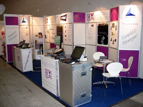 Image 2: Trade Show Stand 2