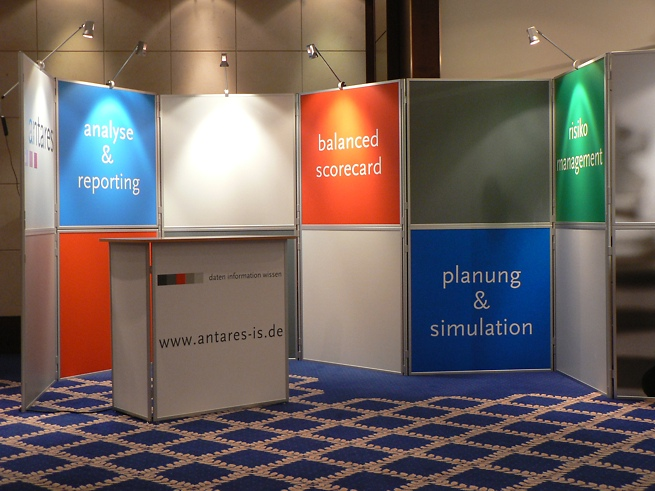 Image 1: Trade Show Stand 1