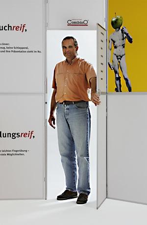Erfolgsgeschichte der CombinO-Ausstellungssysteme